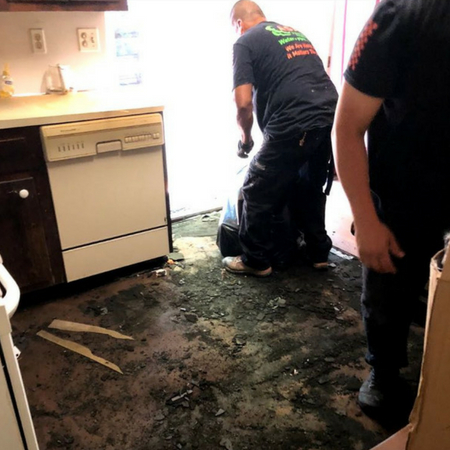 Flood Water Damage Cleanup NY Image 1
